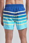 Next Ombre Stripe Swim Shorts