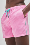 Next Essential Swim Shorts With Piping