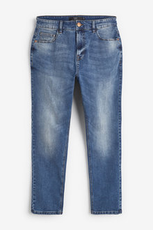 Next Jeans With Stretch-Tapered Slim Fit - 256114