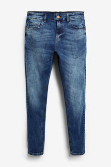 Next Jeans With Stretch-Skinny Fit - 256116