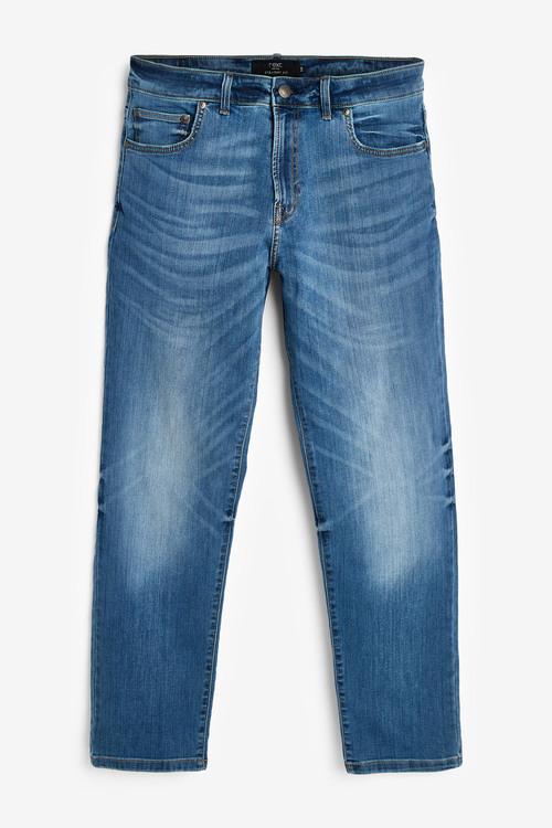 Next Slim Fit Jeans-Straight Fit