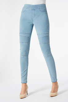 Detailed Seam Jegging - 256141