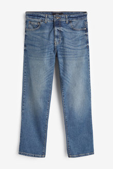 Next Soft Touch Jeans With TENCEL-Straight Fit - 256179