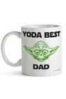 Personalised Star Wars Yoda Best Ceramic Mug