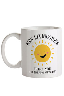 Personalised Shine Ceramic Mug - 256197