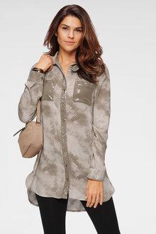 Urban Sequin Detail Longshirt - 256218