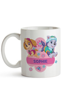 Personalised Paw Patrol Pup Power Ceramic Mug - 256221