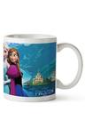 Personalised Frozen Ceramic Mug