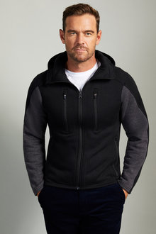 Isobar Zip Up Fleece Jacket - 256230