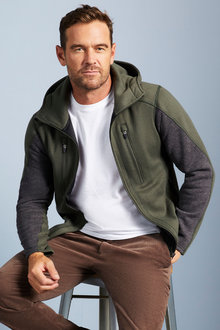 Isobar Zip Up Fleece Jacket - 256230