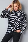 Kaleidoscope Zebra Jumper