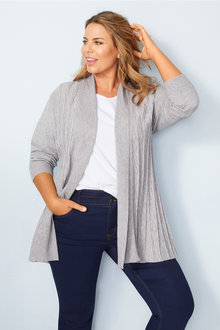 Cable Cardi - 256540
