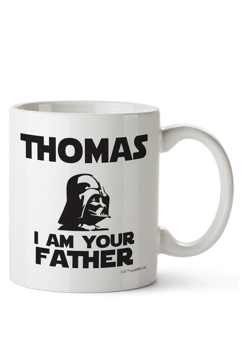 Personalised Star Wars I Am Your Father Ceramic Mug
