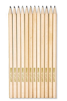 Personalised 12 Pack Lead Pencils - 256571
