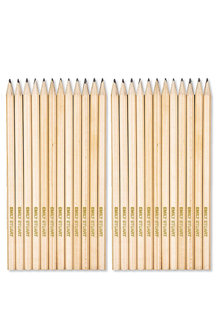 Personalised 24 Pack Lead Pencils - 256573