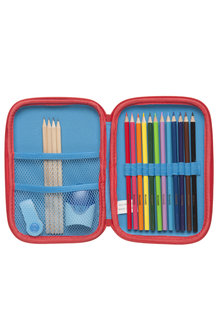 Personalised Blue Stationery Case Set  - 256580