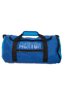 Personalised Navy & Blue Sports Bag - 256584