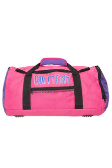 Personalised Pink & Purple Sports Bag - 256585