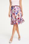 Heine Floral Crinkle Skirt