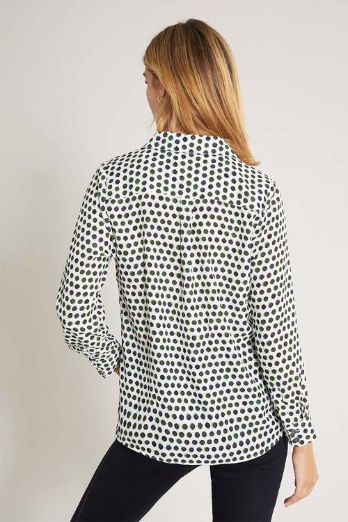 Heine Spot Print Shirt