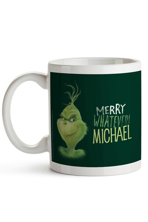 Personalised Merry Whatever Ceramic Mug