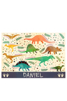 Personalised Which Dino is That? Placemat
