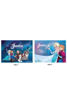 Personalised Frozen Northern Lights Placemat - 256710