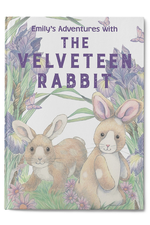 Personalised My Adventures with the Velveteen Rabbit Book