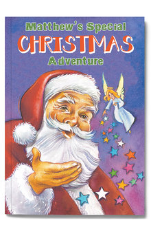 Personalised My Special Christmas Adventure Book - 256728