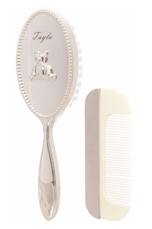 Personalised Engraved Child Brush and Comb Set - 256729