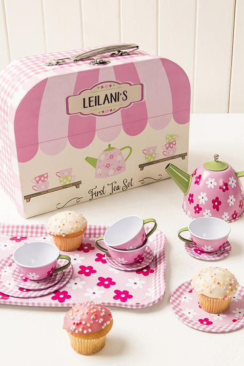 Personalised Tiny Tea Set