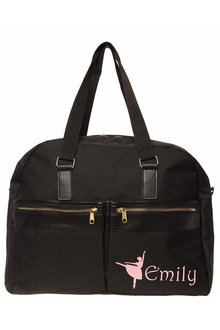 Personalised Silhouette Dance Bag - 256738
