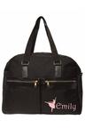 Personalised Silhouette Dance Bag