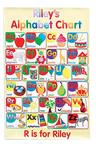 Personalised Educational Alphabet Chart