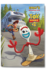 Personalised My Adventures with Toy Story 4 Book