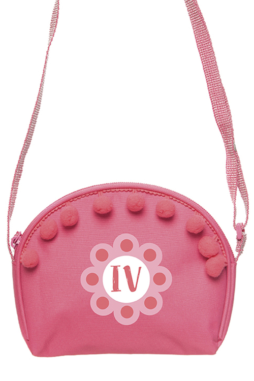 Personalised Purse with Strap