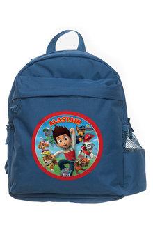 Personalised Paw Patrol Medium Backpack - 256774