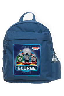 Personalised Thomas the Tank Engine Racing Medium Backpack - 256777