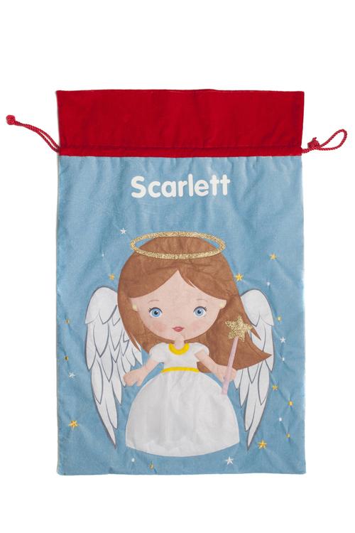 Personalised Angel Sack