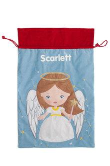 Personalised Angel Sack - 256789