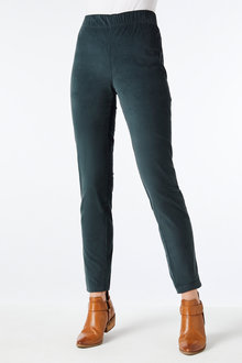 Capture Velveteen Stretch Pull On Pant - 256792