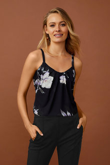 Capture Dry Knit Pleat Neck Top - 256796