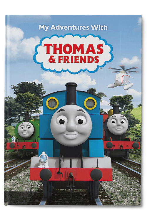 Personalised My Adventures with Thomas & Friends