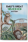 Personalised My Great Zoo Mystery Book