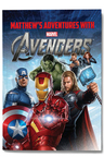 Personalised My Adventures with The Avengers Book