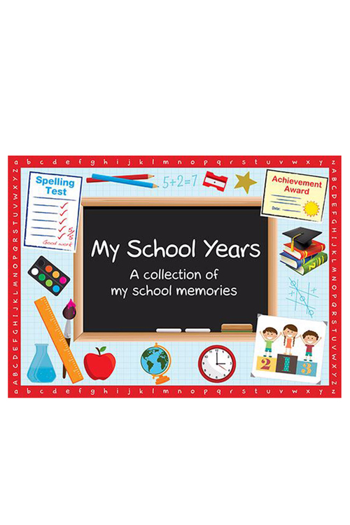 My School Years Book - Softcover