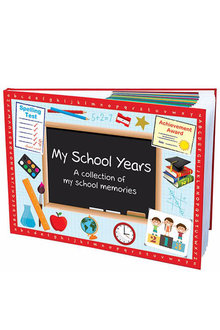 My School Years Book - Hardcover - 256826