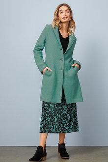 Capture Knit Midi Skirt - 256908