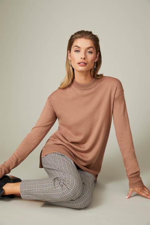 Capture Merino Classic Crew Sweater