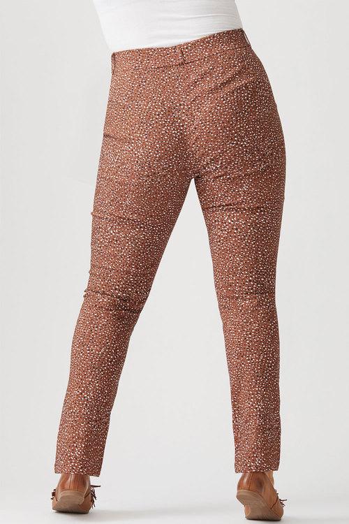 Sara Bengaline Printed Pant